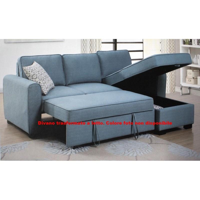 Divano letto con chaise longue Dally al miglior prezzo su ...