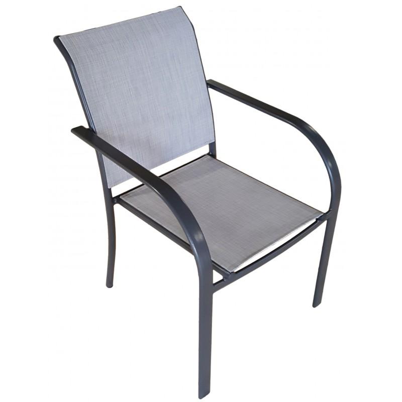 Sedie Ufficio Lucca.Sedia Per Esterni Lucca Di Greenwood In Alluminio E