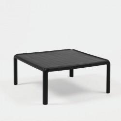 Tavolino da esterno Komodo in polipropilene By Nardi