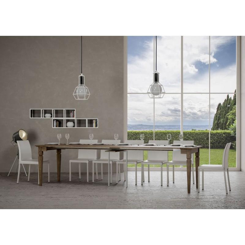 Tavoli Da Giardino Vicenza.Tavolo Consolle Allungabile Classica Vicenza Group Design Miglior