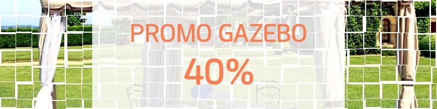 Promo Gazebo 40%